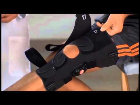 El aparato ortopédico en los niños la articulación del hombro