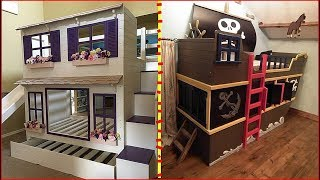 MOST UNUSUAL AND COOLEST BUNK BEDS FOR KIDS -5