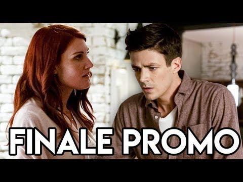 The Flash 6x08 FINALE Promo - Nora Allen RETURNS! & Supergirl 5x08 Promo Breakdown
