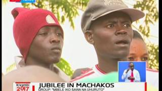 Jubilee faces a tough time in Machakos County