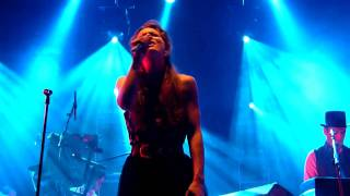 Zero 7 - Pop Art Blue - Live HD