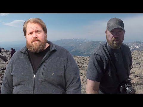 My 6 Month Weight Loss Journey to hike up Longs Peak.