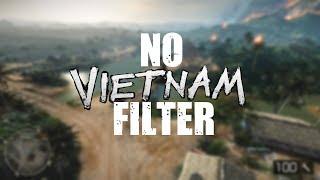 No Vietnam Filter - 21-9 Showcase Comparison BFBC2 Mods