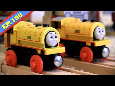 Quarry Quest | Thomas & Friends Wooden Railway Adventures | Episode 198