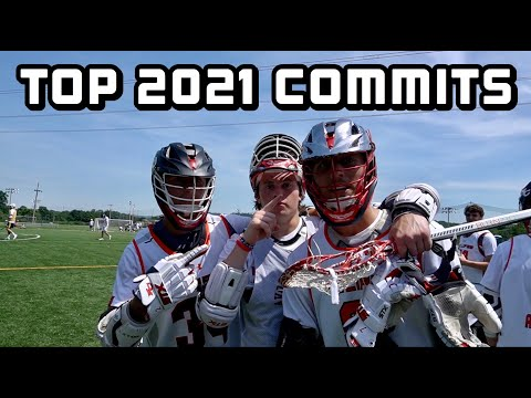 thumbnail for THE BEST 2021 LACROSSE COMMITS SQUARE OFF | North Branford Tournament Vlog
