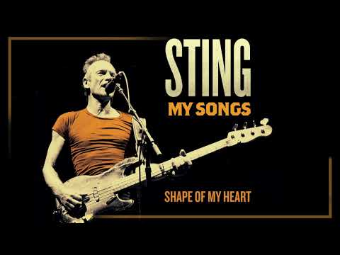 Sting - Shape Of My Heart (Audio)