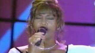 Whitney houston- I will always love you, live