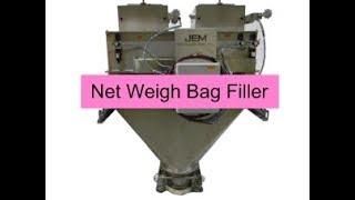 Inpak Systems | JEM | Eagle Net Weigh Digital Bagging Scale