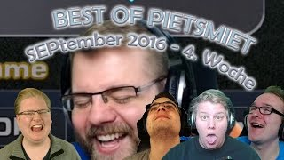 BEST OF PIETSMIET [FullHD|60fps] - SEPtember 2016 - 4. Woche
