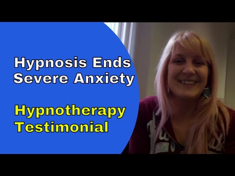 Eliminating severe anxiety - Alice overcomes anxiety