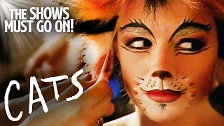 How To Achieve The Cats Look | Backstage at Cats The Musical