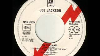 Joe Jackson - I'm The Man (1979)