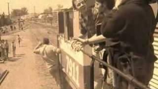 preview picture of video 'Estación del Tren Posadas (Misiones, Argentina), una escena detenida en el tiempo'