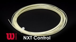 Wilson NXT Control String (12m) video