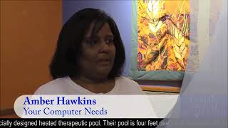Amber Hawkins's media