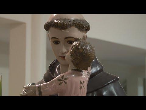 Santo Antônio é celebrado pelos católicos