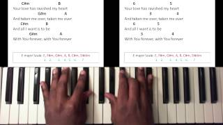 Closer by bethel live learn the chords and lyrics for closer by closer bethel live piano tutorial fandeluxe Gallery