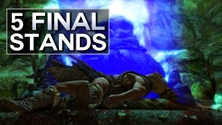 Skyrim - 5 Final Stands