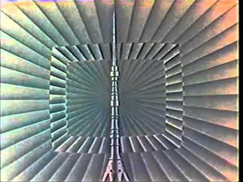 Начало ночного вещания (1 программа ЦТ СССР,1988 г.)