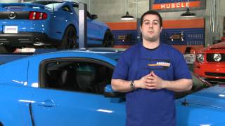 Mustang Saleen Wheels (05-12 All) Review