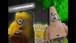 Lego SpongeBob | The SuperHeroes of Bikini Bottom
