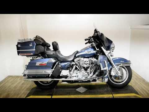2003 Harley-Davidson FLHTC/FLHTCI Electra Glide® Classic in Wauconda, Illinois - Video 1