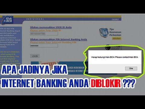 TERBUKTI Cara Ampuh Reset Password Internet Banking Klik BCA yang Terblokir