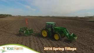 Yost Farm 2016 Spring Tillage