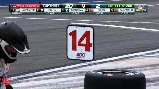 IndyCar - Fontana2015 Race Full