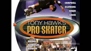 "Tony Hawk's Pro Skater - ""Villified"" by Even Rude"