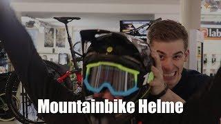 Sturz beim MTB! - Das solltest du beim Helm beachten