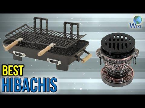 8 Best Hibachis 2017