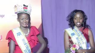 Miss Tourism Kenya 2016 'Wendy Omollo' from Homa Bay County