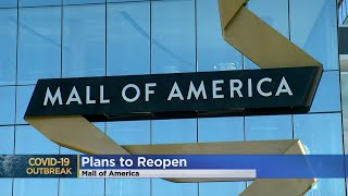 Mall Of America Releases Plans To Reopen
