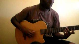 Um minuto Exaltasamba violao cover -Daniel Thito