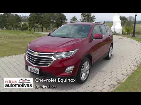 Chevrolet Equinox - Detalhes - NoticiasAutomotivas.com.br
