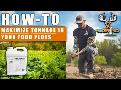HOW-TO: Maximize the Tonnage in your FOOD PLOTS