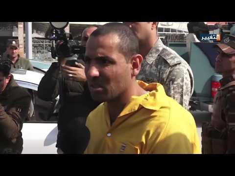 شاهد بالفيديو.. تفاصيل قتل وتقطيع مدني في الرمادي .. والجاني يمثل جريمته