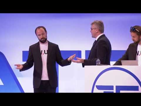 W.UP  - FinovateEurope Best of Show