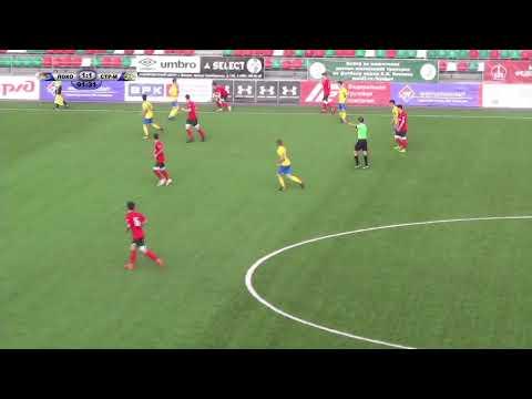 Локомотив U-19 - Строгино (мол.) - 1:1 / Дивизион А - 4 тур