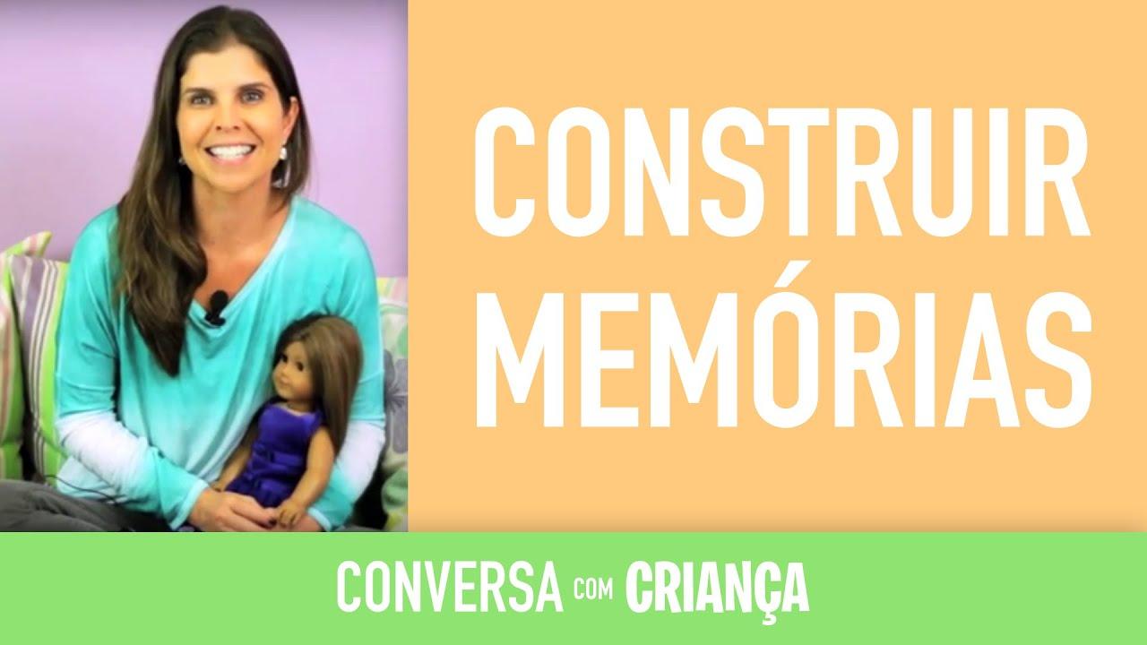 Construir Memórias | Conversa com Criança