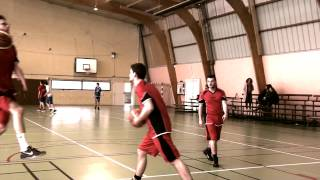 preview picture of video 'Basket : Teaser 1/4 de Finale challenge de l'Anjou'