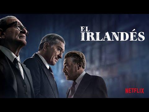 Trailer El irlandés