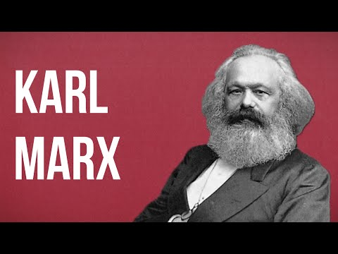 POLITICAL THEORY - Karl Marx