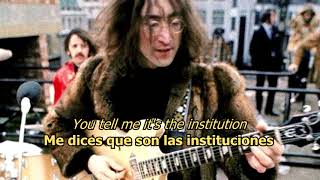 Revolution 1 - The Beatles (LYRICS/LETRA) [Original]