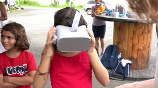 Making a difference in Puerto Rico through VR filmmaking