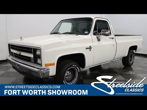 1986 Chevrolet C10 (CC-1387091) for sale in Ft Worth, Texas