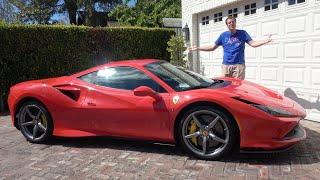 The 2020 Ferrari F8 Tributo Is the Newest $300,000+ Ferrari