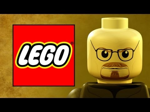 I Would Totally Play The Lego Breaking Bad Game