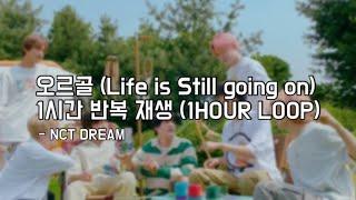 [NCT DREAM] 엔시티 드림 - 오르골 (Life is Still going on) 1시간 반복 재생 1HOUR LOOP | VERSE Bonus Chapter